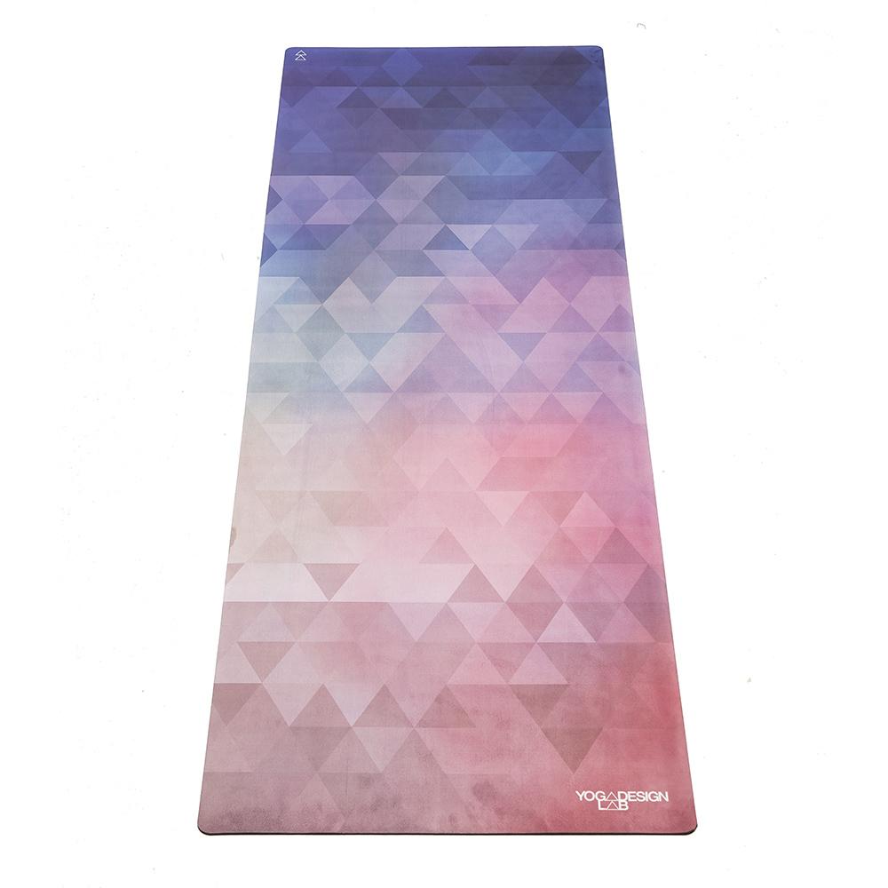 YogaDesignLab|Combo Mat 天然橡膠瑜珈墊3.5mm - Tribeca Love