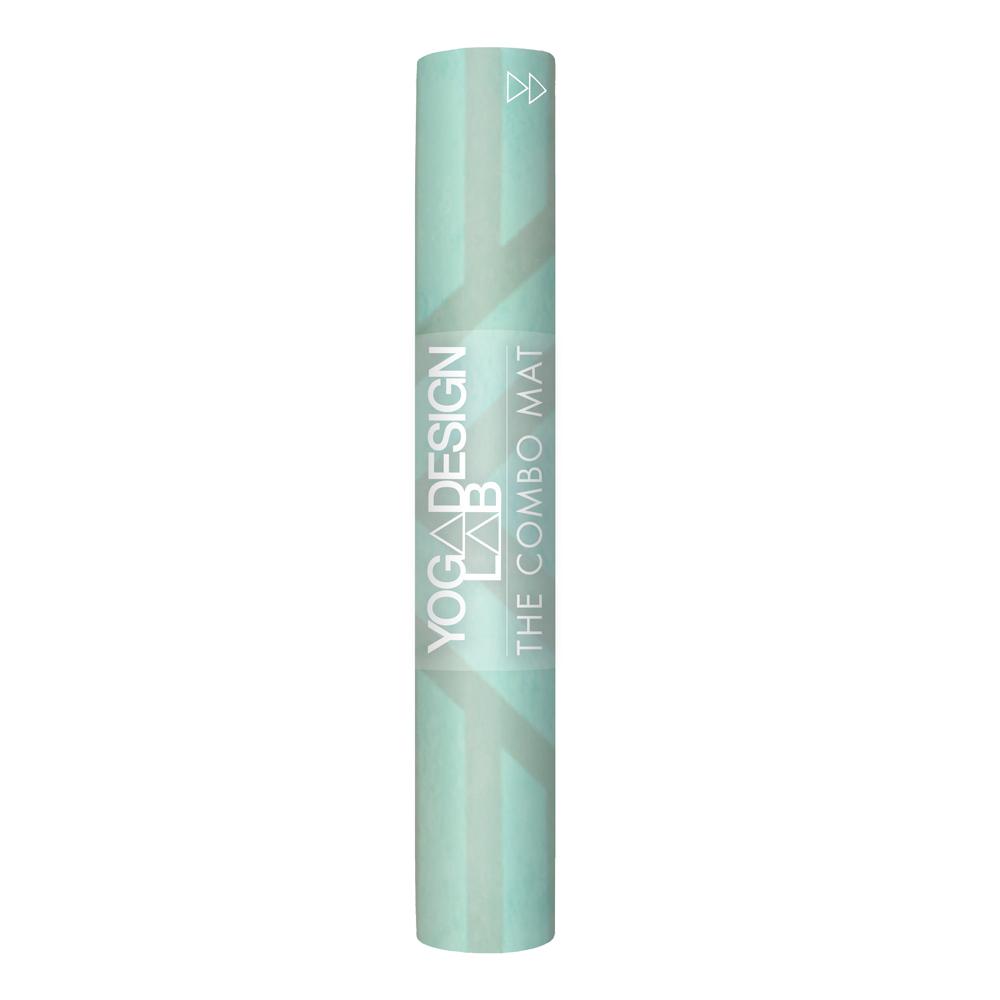 YogaDesignLab|Combo Mat 天然橡膠瑜珈墊3.5mm - Popsicle Maze