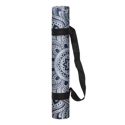 YogaDesignLab|Combo Mat 天然橡膠瑜珈墊3.5mm - Mandala Sapphire