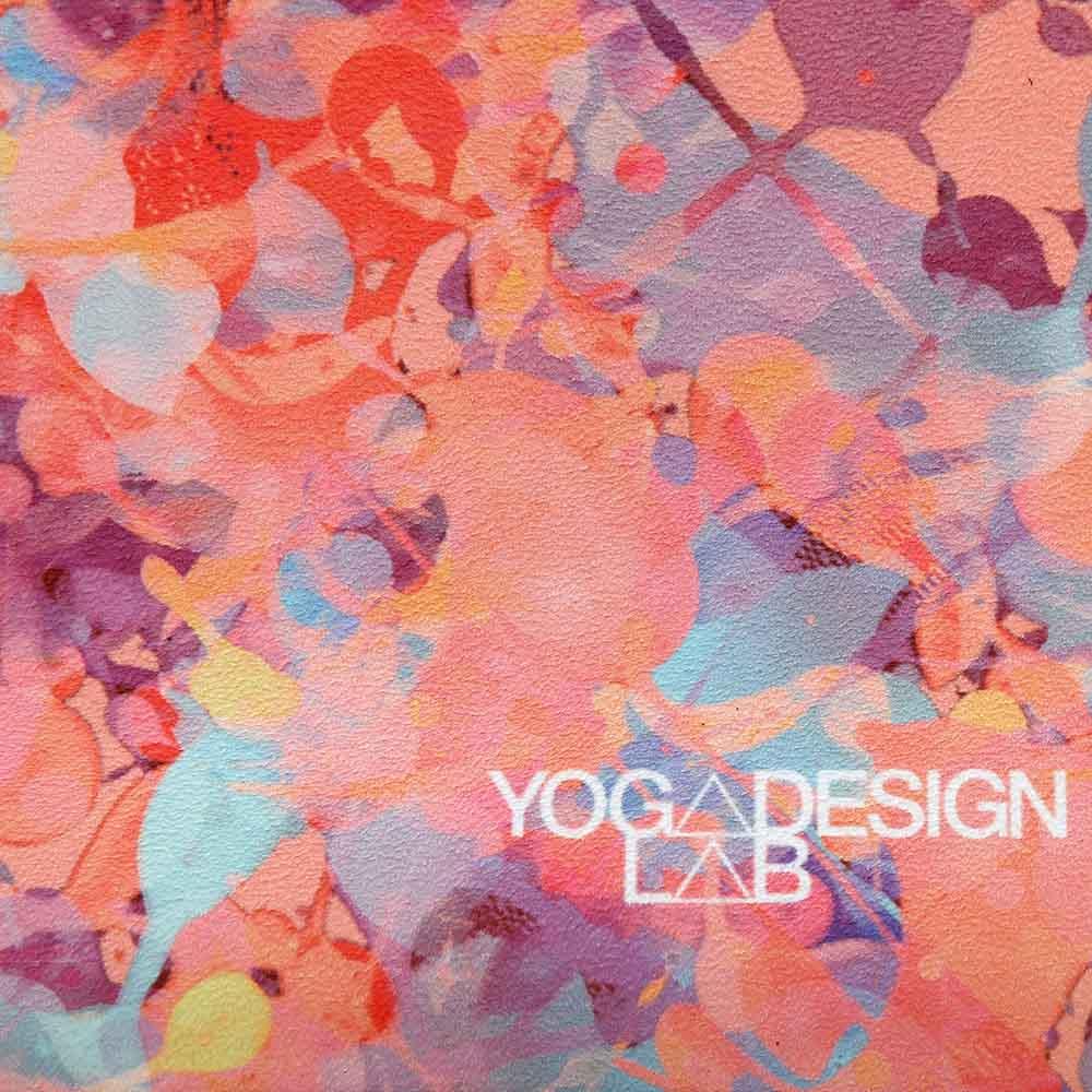 YogaDesignLab|Combo Mat 天然橡膠瑜珈墊3.5mm - Kaleidoscope