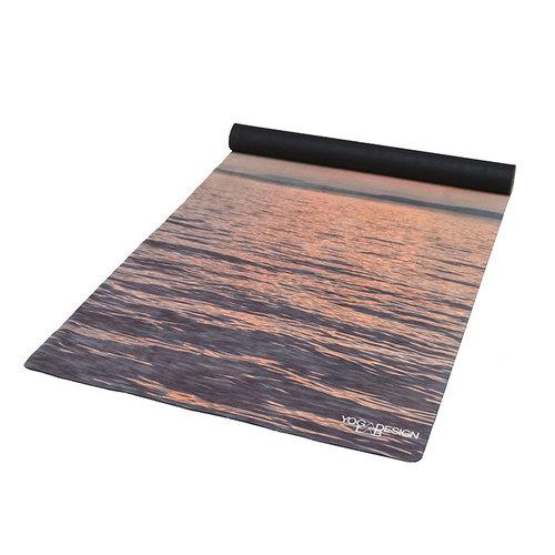 YogaDesignLab|Combo Mat 天然橡膠瑜珈墊3.5mm - Sunset