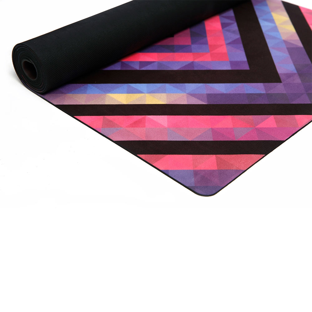 YogaDesignLab|Combo Mat 天然橡膠瑜珈墊3.5mm - Chevron Maya