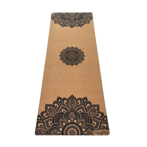 YogaDesignLab|Cork Mat 軟木瑜珈墊 3.5mm – Mandala