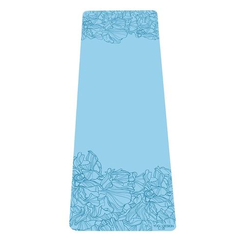 YogaDesignLab|Infinity Mat PU瑜珈墊 5mm - Aadrika Aqua