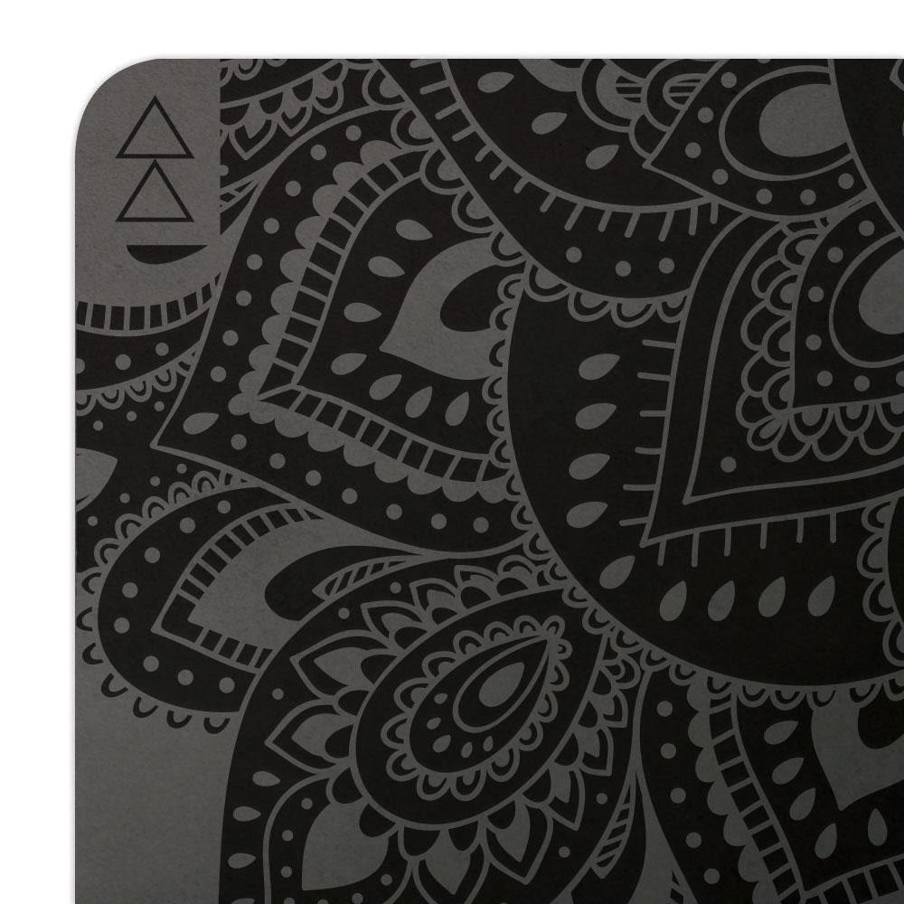 YogaDesignLab|Infinity Mat PU瑜珈墊 5mm - Charcoal