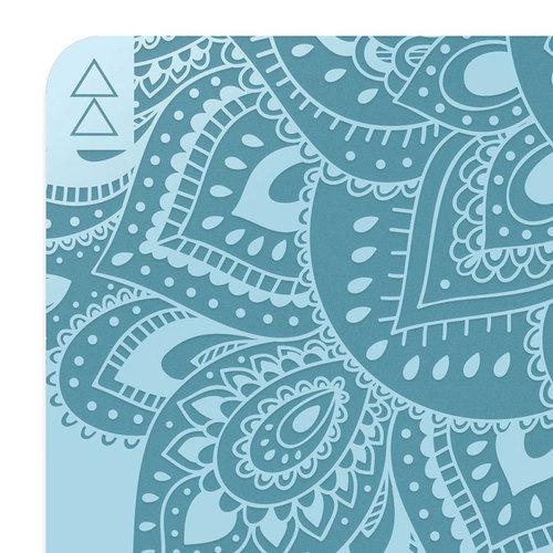 YogaDesignLab|Infinity Mat PU瑜珈墊 5mm - Aqua