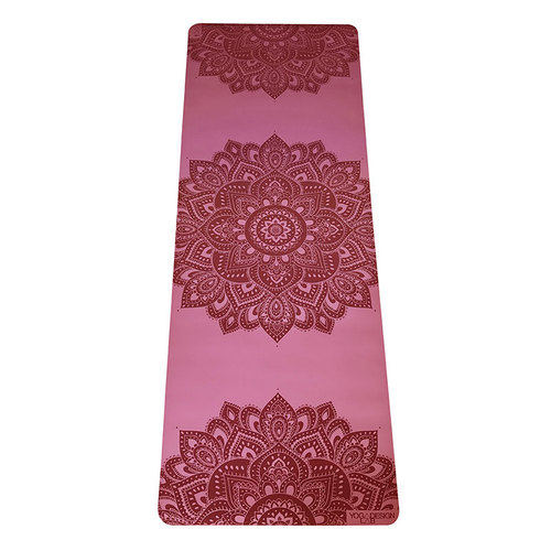 YogaDesignLab|Infinity Mat PU瑜珈墊 5mm - Rose