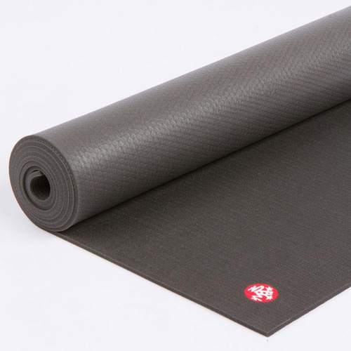 Manduka PRO Mat 瑜珈墊 6mm - Black