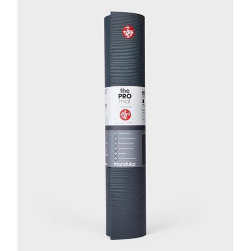 Manduka|PRO Mat 瑜珈墊 6mm - Thunder (Grey)