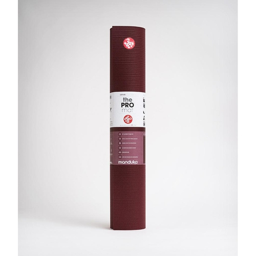 Manduka|PRO Mat 瑜珈墊 6mm - Verve (Red)