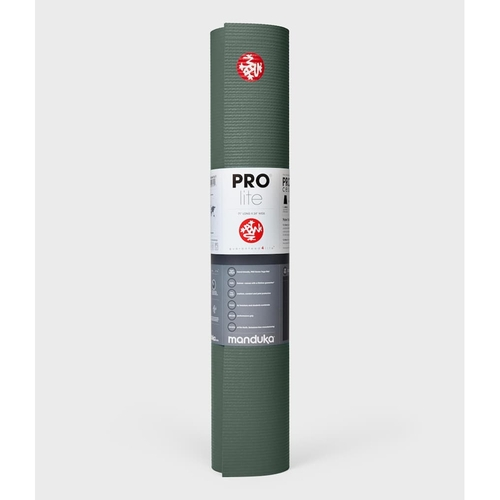 Manduka PROlite Mat 瑜珈墊 4.7mm - Black Sage (Green)