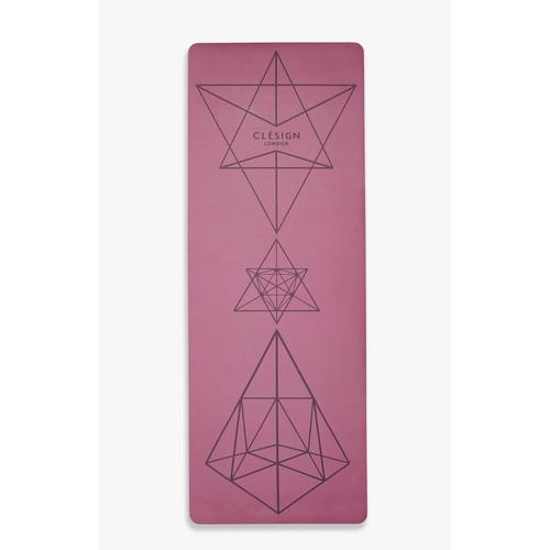 Clesign|Pro Yoga Mat 瑜珈墊 4.5mm - Violet