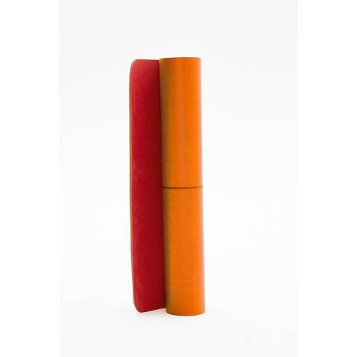 Clesign|Pro Yoga Mat - Follow The Heartbeat 瑜珈墊 4.5mm - Orange