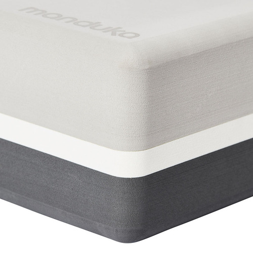 Manduka|Recycled Foam Block 環保瑜珈磚 50D - Sand