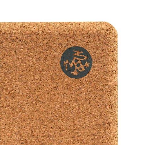 Manduka Cork block 軟木瑜珈磚 - 80D
