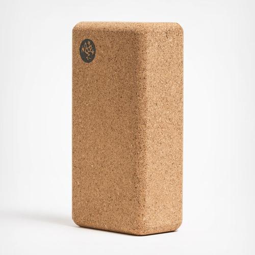 Manduka|Lean Cork Block 軟木瑜珈磚 - 80D