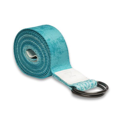 Yoga Design Lab|瑜珈繩 - Mandala Turquoise