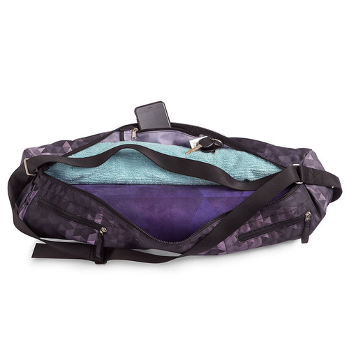 Yoga Design Lab|多功能瑜珈墊收納揹袋 - Tribeca Black