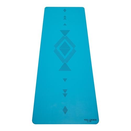 Yoga Design Lab|Infinity Mat PU瑜珈墊 5mm - Tribal Aqua