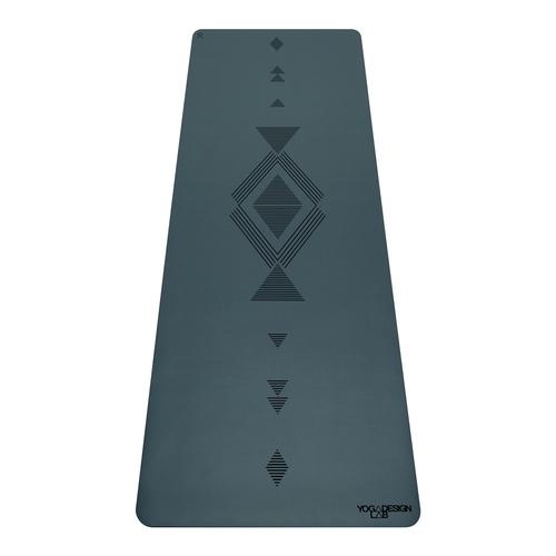 Yoga Design Lab|Infinity Mat PU瑜珈墊 5mm - Tribal Charcoal