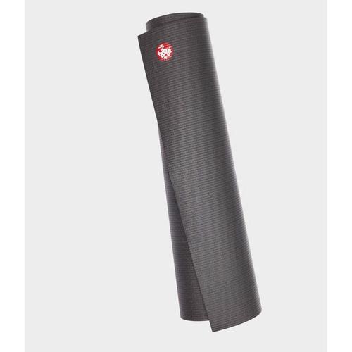 Manduka|PRO Mat 瑜珈墊 6mm 加長版 - Black