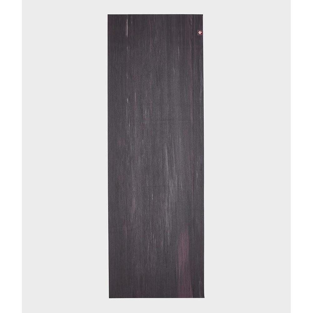 Manduka|eKo SuperLite Travel Mat 旅行瑜珈墊 1.5mm - Black Amethyst Marbled