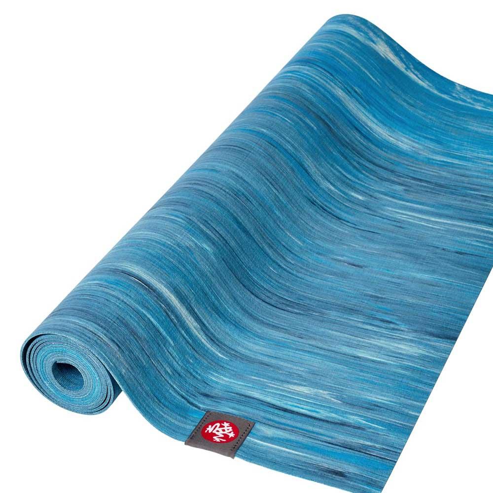 Manduka|eKo SuperLite Travel Mat 旅行瑜珈墊 1.5mm - Dresden Blue Marble
