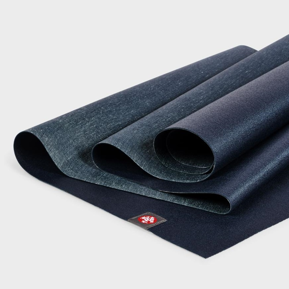Manduka|eKo SuperLite Travel Mat 旅行瑜珈墊 1.5mm - Midnight
