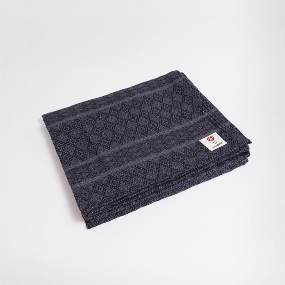Manduka|Cotton Blanket 瑜珈輔助毯 - Thunder