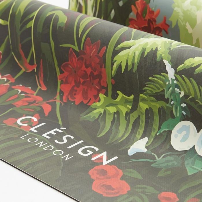 (複製)Clesign The New Life Travel Mat 旅行瑜珈墊 1.5mm - CHINOISERIE Chatsworth