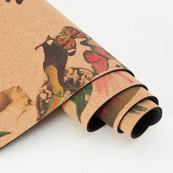 (複製)Clesign|The New Life Travel Mat 旅行瑜珈墊 1.5mm - North Garden of Eden