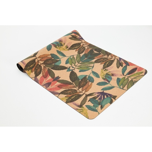 Clesign|Eco Cork Yoga Mat 軟木瑜珈墊 5mm - Nature's Jungle