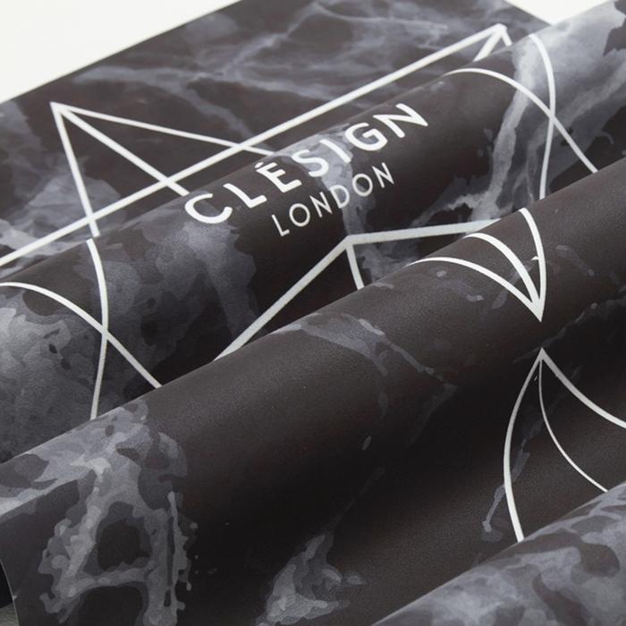 (複製)Clesign OSE Yoga Mat 瑜珈墊 3mm - ART17 VIOLET