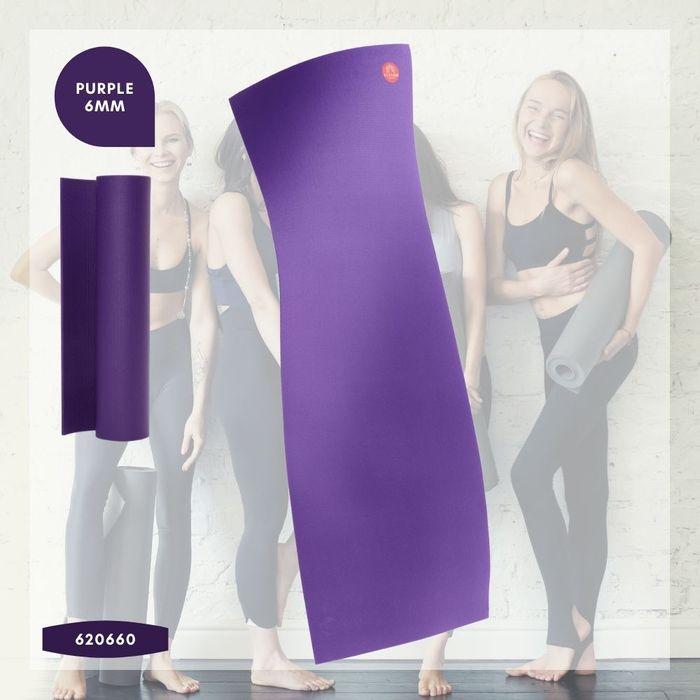 Clesign SoulSoft MAT 索爾瑜珈墊 6mm - Purple