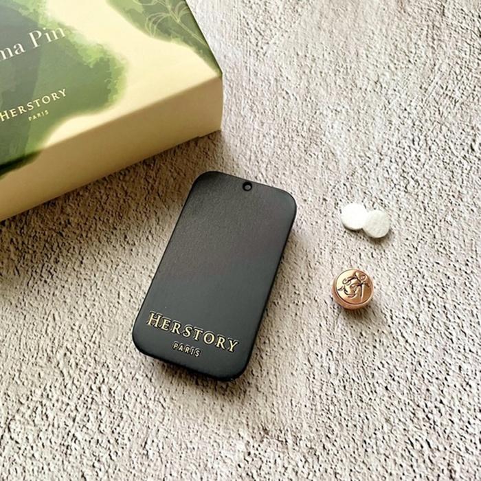 HERSTORY|法國擴香扣 天然防疫香氣 - 清新專注複方精油 - Concentré