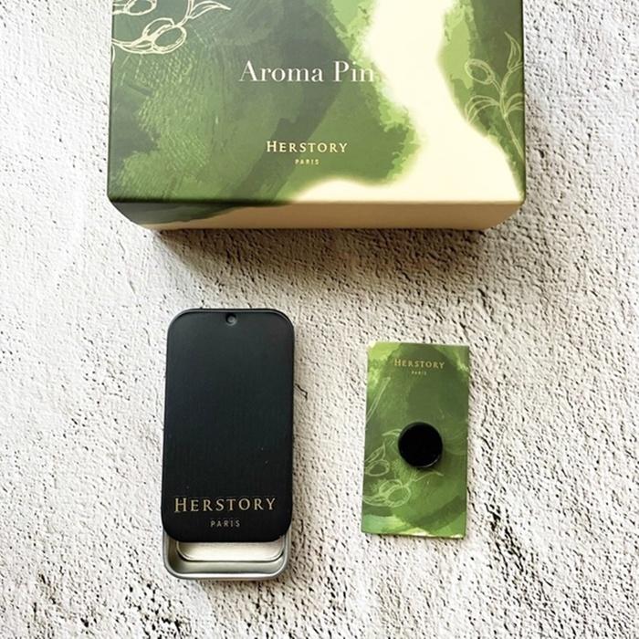 (複製)HERSTORY|法國擴香扣組合 - 迷人綻放複方精油 3ml - Charmante