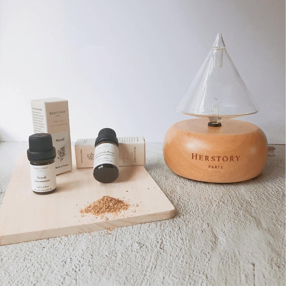 HERSTORY|超聲波震盪擴香儀 Aroma Diffuser