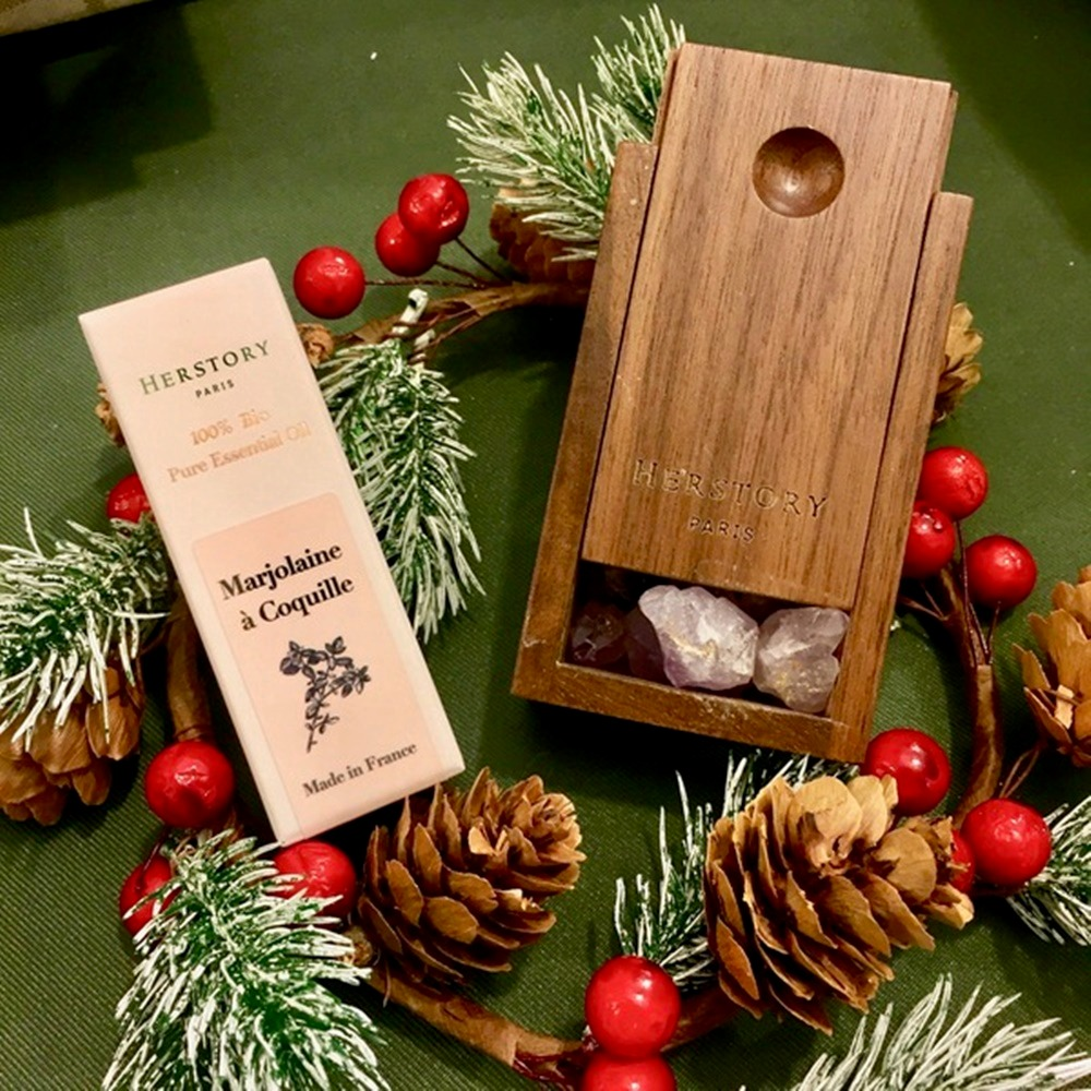 HERSTORY|頂級水晶擴香禮盒 - 恬靜舒壓