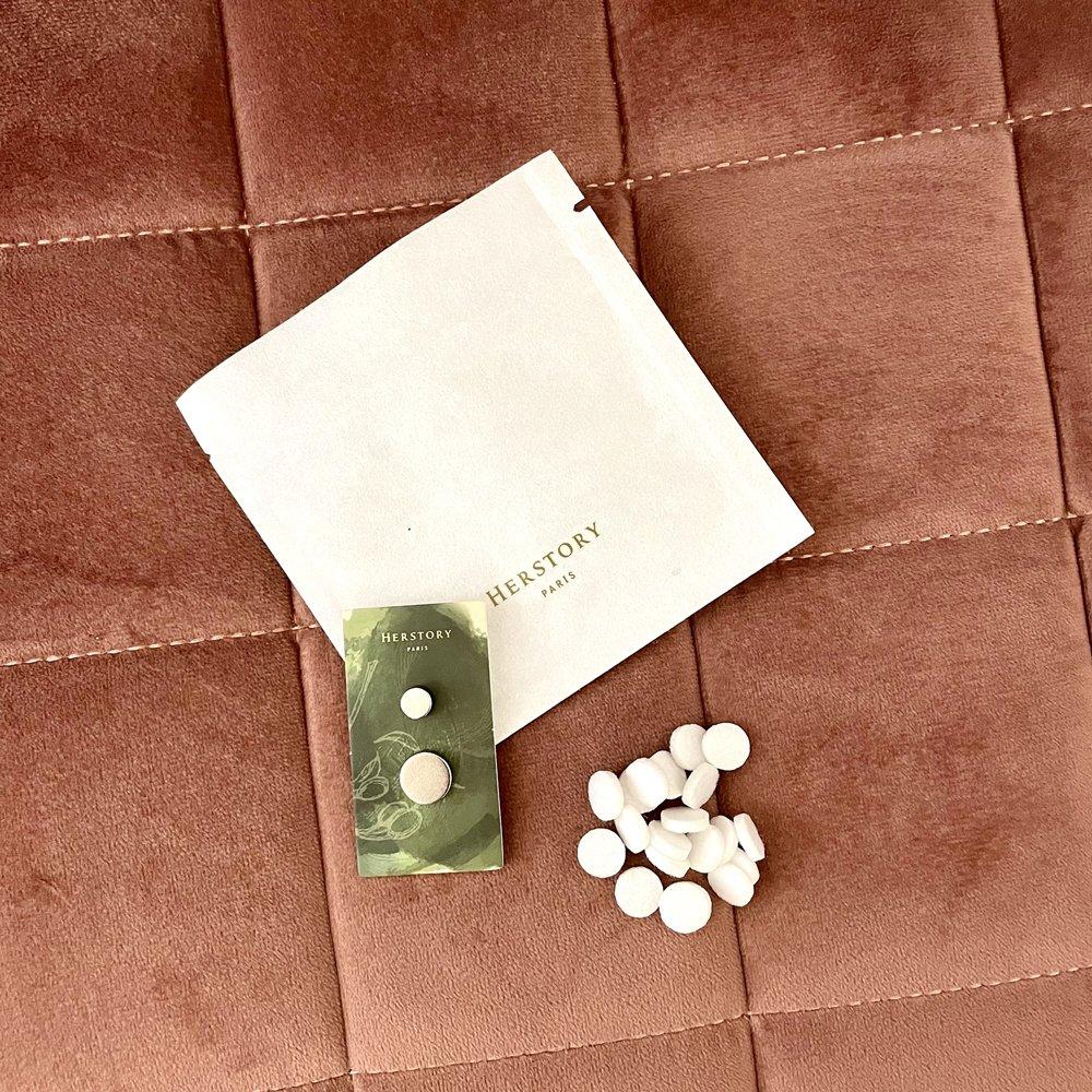 HERSTORY|擴香棉片補充包 Aroma Pin Cotton Pads