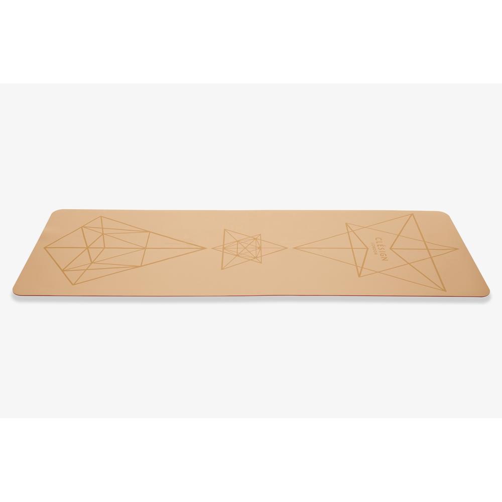 Clesign|Pro Yoga Mat 瑜珈墊 4.5mm - Ormer Brown