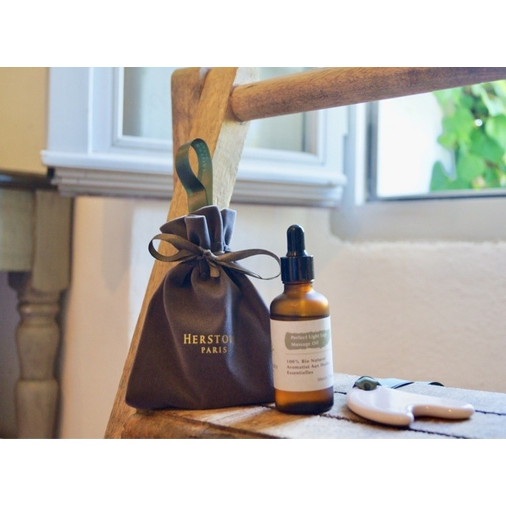 HERSTORY 美腿輕盈・按摩精華禮盒 Perfect Light Legs Massage Gift Box