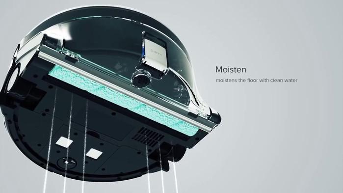 ILIFE|W400 洗地機專用科技滾刷