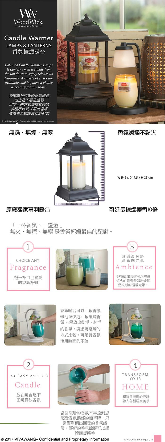 (複製)Candle Warmers|香氛擴香暖台 義式極光