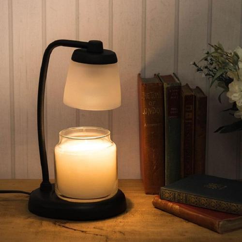 Candle Warmers|香氛擴香暖台 義式極光(仿刷棕)