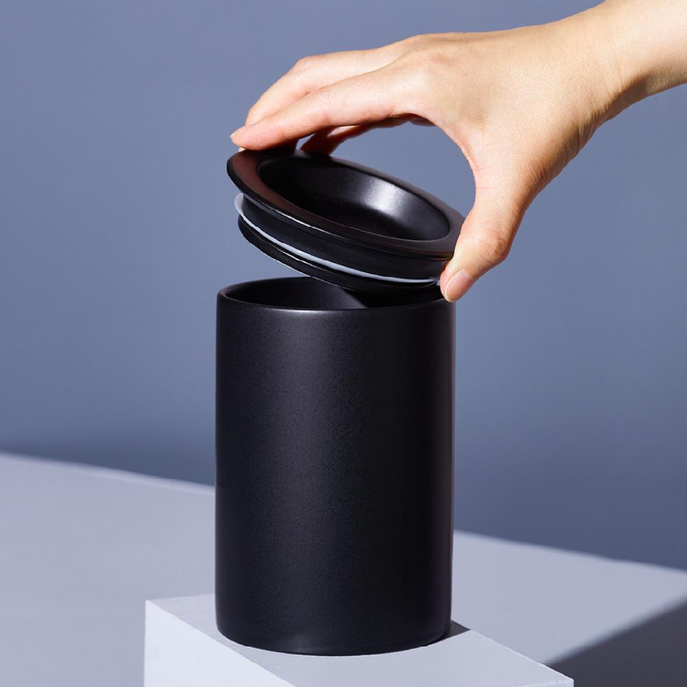 Cores 美濃燒儲豆罐
