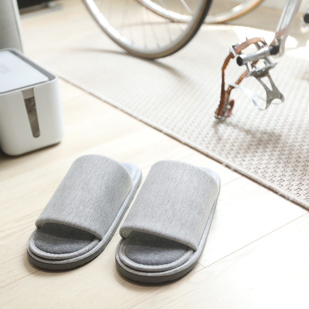 Unipapa│可換鞋墊 室內拖鞋 (XS)