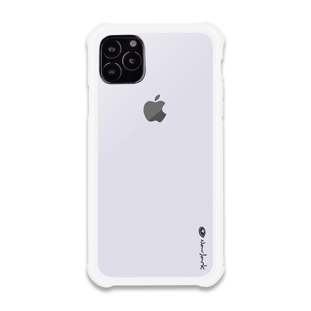 NavJack|iPhone11 (6.1吋) 超奈米抗菌保護殼