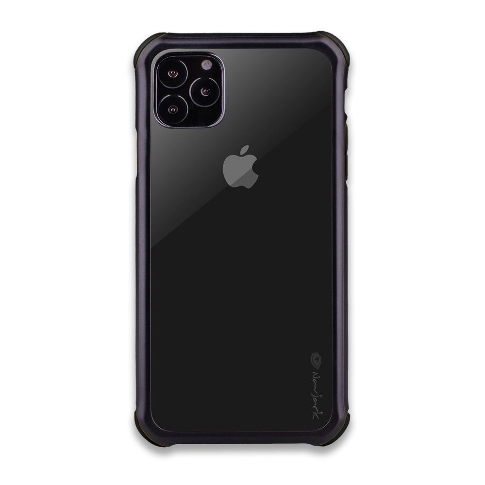 NavJack|iPhone 11 Pro (5.8吋) 超奈米抗菌保護殼