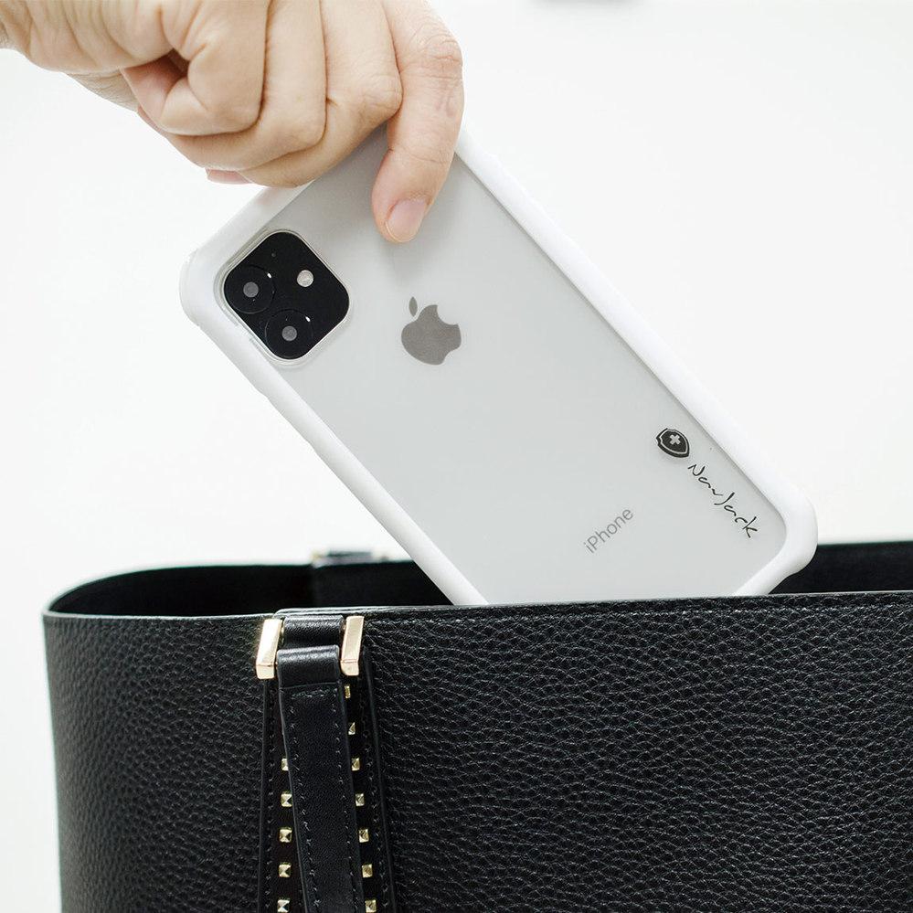 NavJack iPhone 11 Pro Max (6.5吋) 超奈米抗菌保護殼