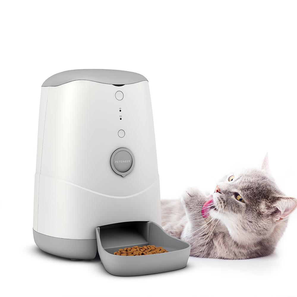 PETONEER|智能寵物餵食器